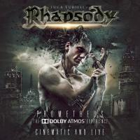 Luca Turilli's Rhapsody - Prometheus: The Dolby Atmos Experience (2CD+BluRay)