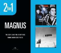 Magnus - Body Gave You Everything + Where Neon Goes To Die (2CD)