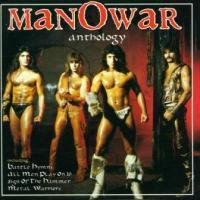 Manowar - Anthology (cover)