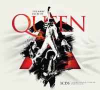 Many Faces of Queen (3CD)