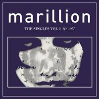 Marillion - The Singles 89-95 (4CD) (cover)