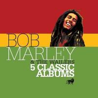 Marley, Bob & Wailers - 5 Classic Albums