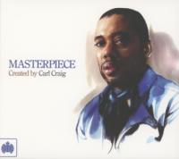 Masterpiece Created By Carl Craig (3CD) (cover)