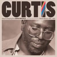 Mayfield, Curtis - Keep On Keeping On (1970-1974) (4CD)