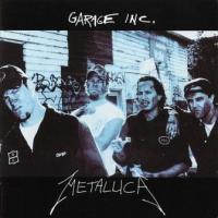 Metallica - Garage Inc (3LP) (cover)