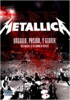 Metallica - Orgullo Passion Y Glorio (DVD) (cover)