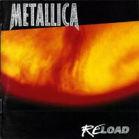 Metallica - Re-load (2LP) (cover)
