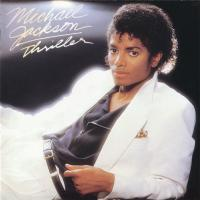 Jackson, Michael - Thriller (LP) (cover)