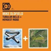 Oldfield, Mike - Tubular Bells + Hergest Ridge (2CD) (cover)
