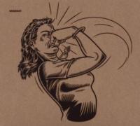 Moderat - Moderat (LP) (cover)