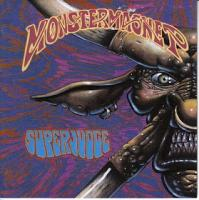 Monster Magnet - Superjudge (LP) (cover)