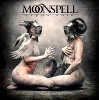 Moonspell - Alpha Noir (2CD) (cover)