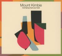 Mount Kimbie - Cold Spring Fault Less Youth (cover)