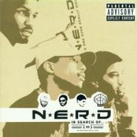 N.E.R.D  - In Search Of (cover)