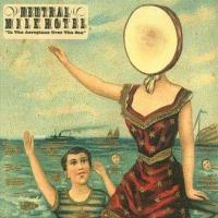 Neutral Milk Hotel - In The Aeroplane Over The Sea (LP) (cover)