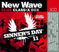 V/A (StuBru) - New Wave Club Classix Sinner's Day 2011 (cover)