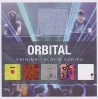 Orbital - Original Album Series (5CD)