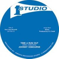 """Osbourne, Johnny/Heptones - Time a Run Out/Got To Fight (12"""")"""