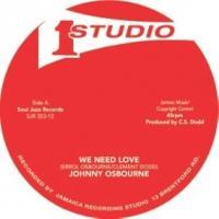 "Osbourne, Johnny/Otis Gay - We Need Love/I'll Be Around (12"")"