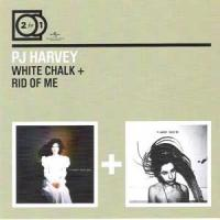 Harvey, PJ - White Chalk + Rid Of Me (cover)
