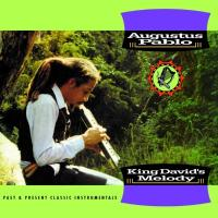 Pablo, Augustus - King David's Melody (Instrumentals & Dubs) (LP)