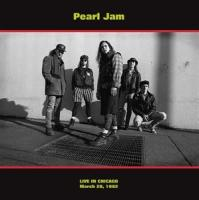 Pearl Jam - Live In Chicago 1992 (LP)
