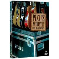 Pixies - Acoustic Live In Newport (DVD) (cover)