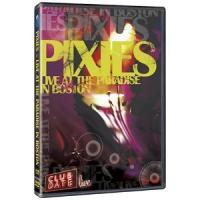 Pixies - Live At The Paradise Boston (DVD) (cover)