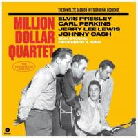 Presley, Elvis & Carl Perkins & Jerry Lee Lewis & Johnny Cash - Million Dollar Quartet (Deluxe) (2LP)