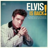 Presley, Elvis - Elvis is Back! (Solid Orange Vinyl) (LP)