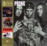 Prong - Original Album Classics (3CD) (cover)