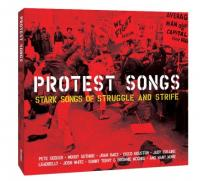 Protest Songs: Stark Songs Of Struggle & Strife (cover)