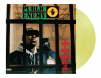 Public Enemy - It Takes A Nation Of Millions To Hold Us Back (Translucent Yellow) (LP)