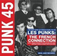 Punk 45 Vol. 7 - Les Punks the French Collection (1977-80) (2LP)