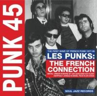 Punk 45 Vol. 7 - Les Punks the French Collection (1977-80)