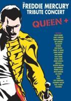 Queen - Freddie Mercury Tribute Concert (3DVD) (cover)