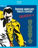 Queen - Freddie Mercury Tribute Concert (BluRay) (cover)