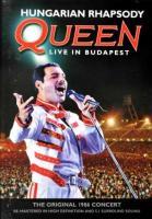 Queen - Hungarian Rhapsody (DVD)