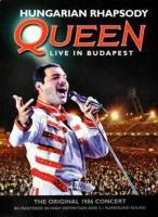 Queen - Hungarian Rhapsody (2CD+DVD) (cover)
