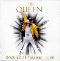Queen - Rock You From Rio - Live (LP) (cover)