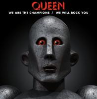 """Queen - We Are The Champions / We Will Rock You (12"""")"""