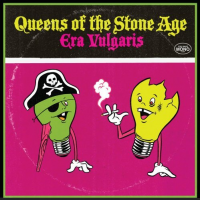 Queens Of The Stone Age - Era Vulgaris (cover)