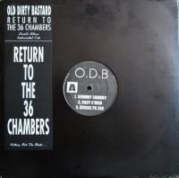 "OL' DIRTY BASTARD Return To the 36 Chambers (Instrumental Versions) (2LP+7"")"