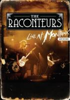 The Raconteurs - Live At Montreux 2008 (DVD) (cover)