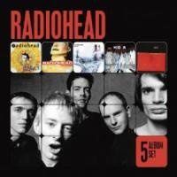 Radiohead - 5 Album Set (5CD) (cover)