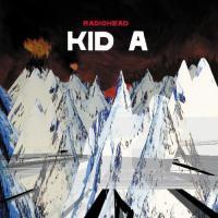 "Radiohead - Kid A (2x10"")"
