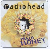 Radiohead - Pablo Honey (LP)