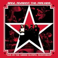 Rage Against The Machine - Live At The Grand Olympic Auditorium (LP) (cover)