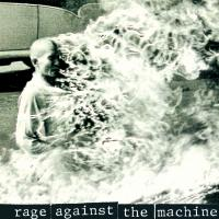 Rage Against The Machine - Rage Against The Machine (LP) (cover)