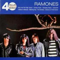 Ramones, The - Alle 40 Goed (2CD) (cover)
